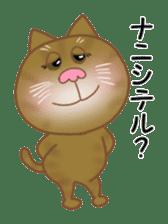 Rin of the cat sticker #3470634