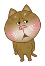 Rin of the cat sticker #3470657