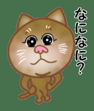 Rin of the cat sticker #3470668