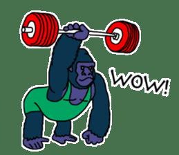 Let's lift! sticker #3471241