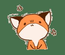 A Fox Kit sticker #3472996