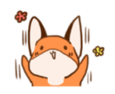 A Fox Kit sticker #3472998