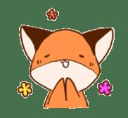 A Fox Kit sticker #3473007