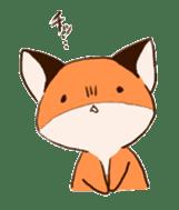 A Fox Kit sticker #3473011