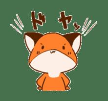 A Fox Kit sticker #3473017