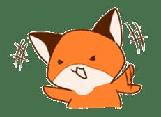 A Fox Kit sticker #3473019
