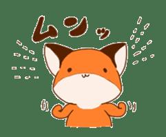 A Fox Kit sticker #3473022