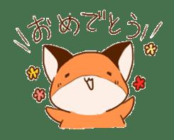 A Fox Kit sticker #3473026