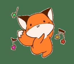 A Fox Kit sticker #3473028