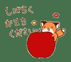 A Fox Kit sticker #3473030