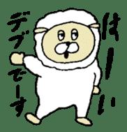 TUKKOMI animals sticker #3475776