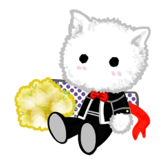 Fuwa Fuwa : Fluffy cat
