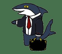 Fisheries Market 01 sticker #3478678