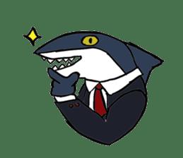 Fisheries Market 01 sticker #3478679