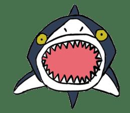 Fisheries Market 01 sticker #3478681