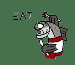 Fisheries Market 01 sticker #3478693