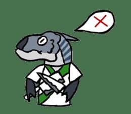 Fisheries Market 01 sticker #3478701