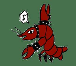 Fisheries Market 01 sticker #3478706