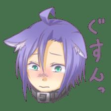 Nekomimi-kun sticker #3485837