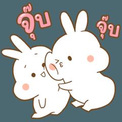 มูมิโมะ ต่ายน้อยขี้อ้อน
