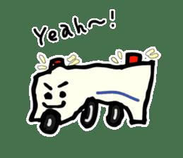 VEHICLES sticker #3493808