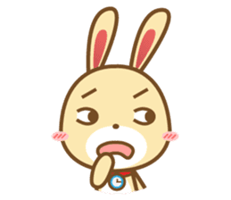 Tokki Toki Rabbit 1.5 sticker #3494612