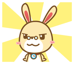 Tokki Toki Rabbit 1.5 sticker #3494632