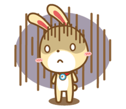 Tokki Toki Rabbit 1.5 sticker #3494637