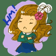 Sassy Steampunk Life sticker #3499789