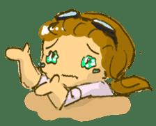 Sassy Steampunk Life sticker #3499808