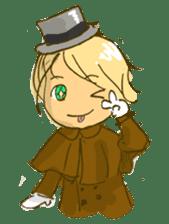 Sassy Steampunk Life sticker #3499815
