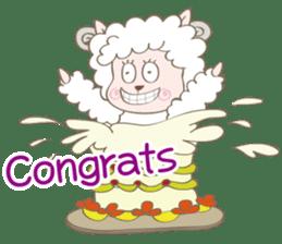 Congrats sticker #3500848