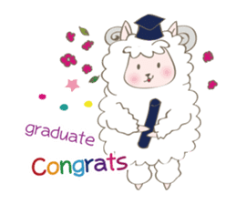 Congrats sticker #3500850