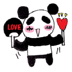idol fan life of the panda