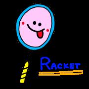 สติ๊กเกอร์ไลน์ racket