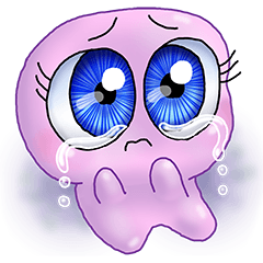 MoongMing, The cute pink ameba