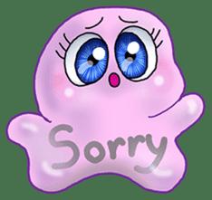 MoongMing, The cute pink ameba sticker #3504395
