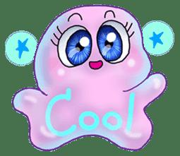 MoongMing, The cute pink ameba sticker #3504396