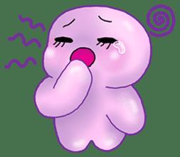 MoongMing, The cute pink ameba sticker #3504398
