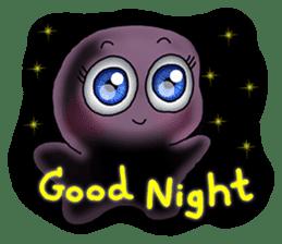 MoongMing, The cute pink ameba sticker #3504400