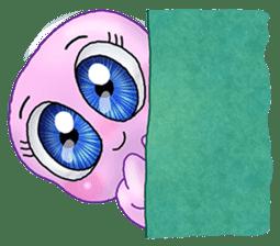 MoongMing, The cute pink ameba sticker #3504403