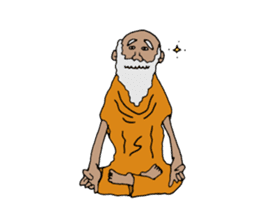 Yoga lovers Yoga man yoga boys Vol.03 sticker #3509433