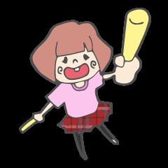 Kawaii idol otaku
