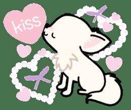 Kawaii Chihuahua 3 (English) sticker #3523316