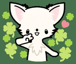 Kawaii Chihuahua 3 (English) sticker #3523319