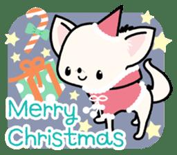Kawaii Chihuahua 3 (English) sticker #3523336