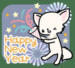 Kawaii Chihuahua 3 (English) sticker #3523337
