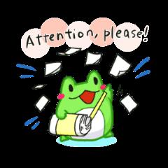 Yan's Frog 4(English version)