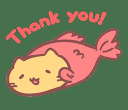 Mitchiri-Neko Mix2 Wakaba Diary Second sticker #3536918