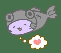 Mitchiri-Neko Mix2 Wakaba Diary Second sticker #3536919